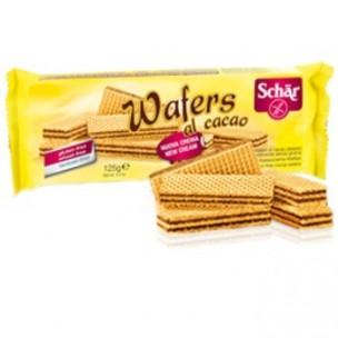Schar Wafer al Cacao Sin Gluten (125g)