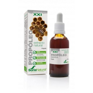 Extracto de Propóleo Siglo XXI Soria Natural (50 ml)