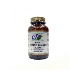 CFN Ajo, Espino Blanco y Olivo (90 cáp.)