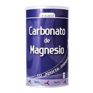 Carbonato magnesio Drasanvi (200g)