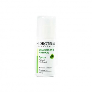 Hidrotelial Desodorante Natural Aloe vera Spray (75 ml)