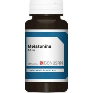 Melatonina Bonusan (300 comp.- 0.3 mg)