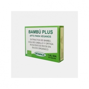 Bambú Plus de Integralia (30 cápsulas)