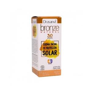 Crema Facial Bio SPF 30 Drasanvi (50 ml)