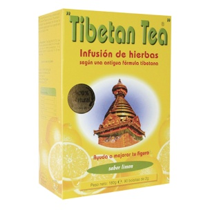 Tibetan Tea Sabor Natural (90bolsitas)