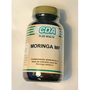 CDA Moringa MP (60 cáp. de 640 mg)