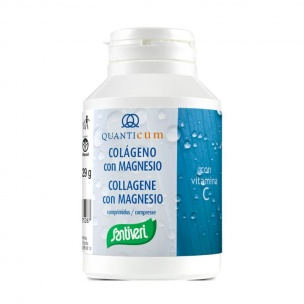 Santiveri Colágeno con Magnesio (180 compr.)