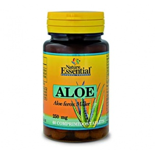 Nature Essential Aloe vera (60 compr. de 250 mg.)