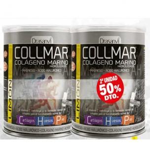 Pack Drasanvi Collmar Colágeno Con Magnesio Sabor Limón ( x 2 ud.)