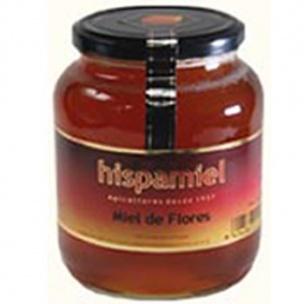 Hispamiel Miel de Flores 100% de Jaén (500 mg.)