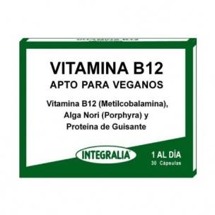 Vitamina B12 de Integralia (30 cáp)