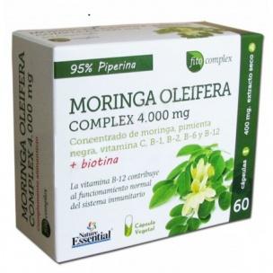 Moringa Complex 4000mg Nature Essential (60cap)