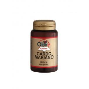 Obire Cardo Mariano (60 cáp. de 400 mg)