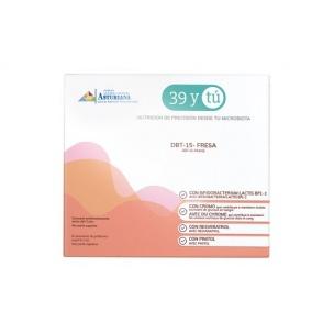 39ytu dbt-15 control glucosa -fresa (15 sobres)