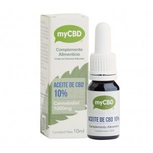 Aceite de CBD 2% Cannabidiol (10 ml)