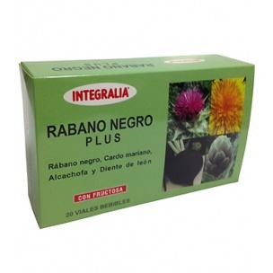 Integralia Rábano negro Plus (20 viales)