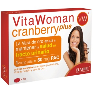 VitaWoman Cranberry Plus Eladiet (60 comp.)
