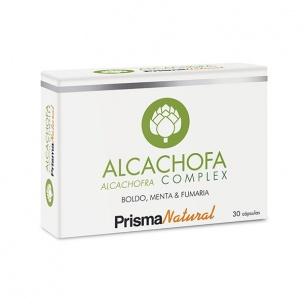 Alcachofa complex de Prisma Natural (30 cáp.)