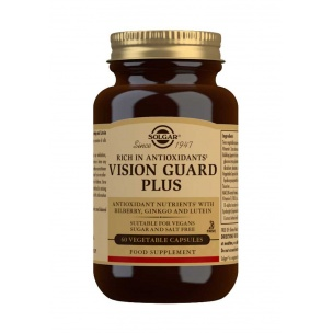 Vision Guard Plus de Solgar (60 cáp.)