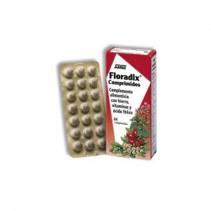 Floradix Comprimidos Hierro+Vitaminas (84 compr.)