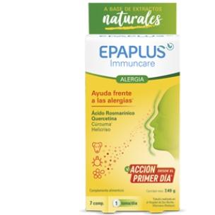 Epaplus Immuncare Alergia Adultos (compr.)
