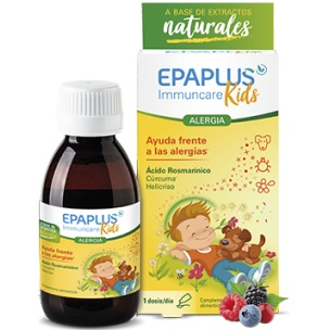 Epaplus Immuncare Alergia  Kids (150 ml )