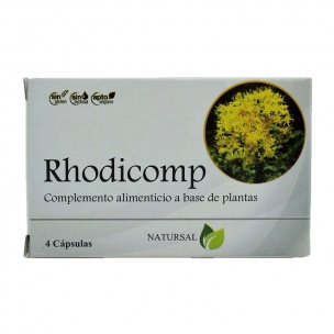 Rhodicomp Natursal (4 Cápsulas)