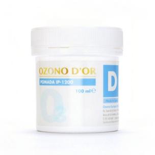 Crema Ozono Antiseptica Desinfectante IP1200 Bio 100ml Ozono D'Or