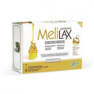 Melilax Pediatric Aboca ( 6 microenemas de 5gr)