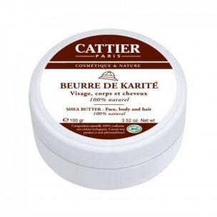 Manteca de Karité de Cattier (100gr)