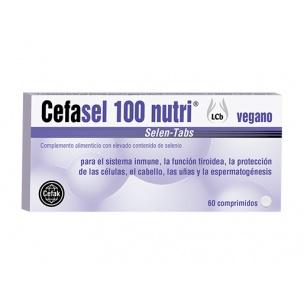 Cefasel 100 nutri de Cefak (60 comp)