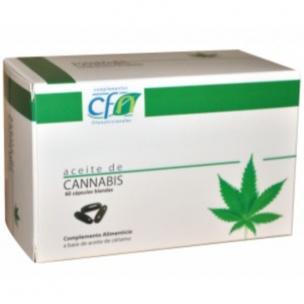 Aceite de Cannabis 1.000mg de CFN (60 cap blandas)