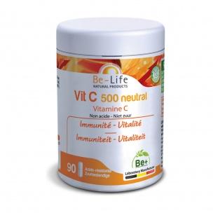Vitamina C 500 neutral Be-Life (90 caps)