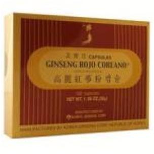 Redton Ginseng Rojo Coreano de Abamed Farma (100 cap.)