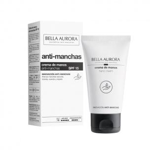 Crema de manos antimanchas Bella Aurora (75ml)