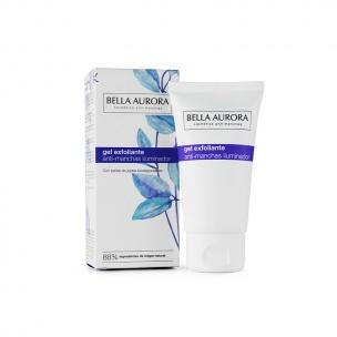 Gel exfoliante antimanchas Bella Aurora (75ml)