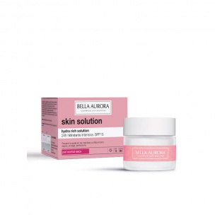 Hidra Rich Solution Hidratante intensiva Bella Aurora (50ml)