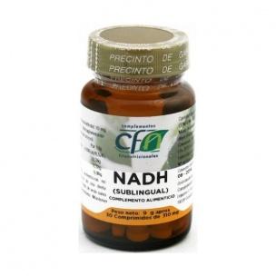 NADH sublingual 10mg de CFN (30 comp)