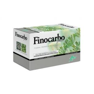 Finocarbo plus tisianas de Aboca ( 20 sobres)