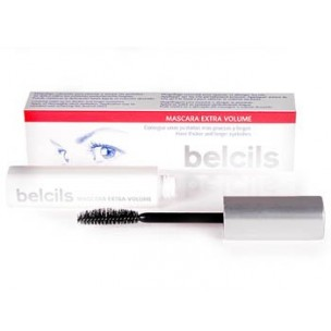 Belcils Mascara Extra Volumen Pestañas (8ML)