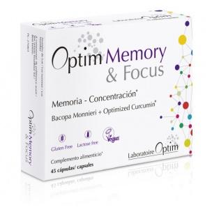 Optim Memory& Focus(45 cap)