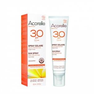 Solar Spray SPF 30 de Acorelle (100ml)