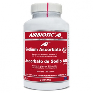 Ascorbato de Sodio de Airbiotic (250 gr)