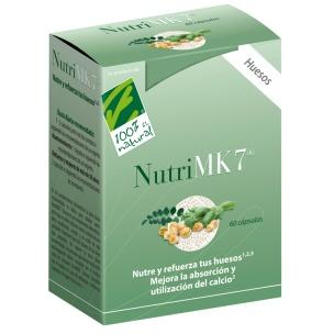 NutriKM7 Huesos de Cien por Cien Natural (60cap)