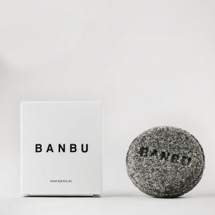Champú sólido cabello graso de Banbu (75 gr.)