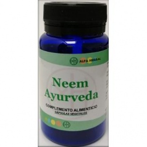 Neem Ayurveda de Alfa Herbal (60 cáps.)