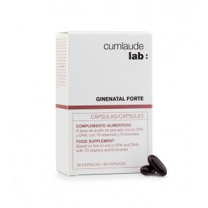 Ginenatal Forte de Cumlaude (30 cap)