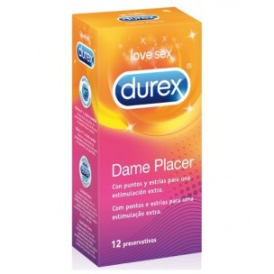 Durex Dame Placer 12 Unidades