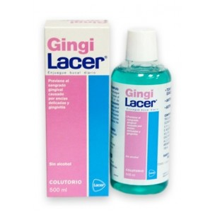 Colutorio GingiLacer (500 ml)