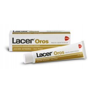Lacer Pasta dentífrica Oros 125 ml